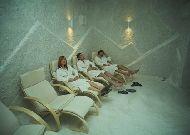 отель Puhajarve: Соляная камера