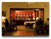 отель Puhajarve: Ресторан