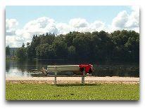 отель Puhajarve: На берегу озера