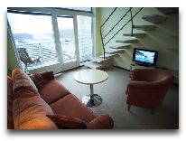 отель Puhajarve: Номер Luxe с сауной