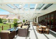 отель Pullman Danang Beach Reasort: Терраса