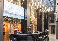 отель Pullman Riga Old Town: Лобби бар