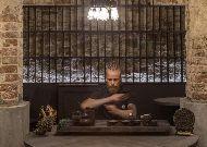 отель Pullman Riga Old Town: Ресторан Tea Deli