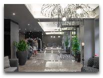 отель Pullman Riga Old Town: Вход в отель