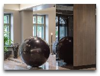 отель Pullman Riga Old Town: Интерьер отеля