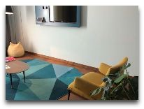 отель Puro Poznan: Номер Апартаменты