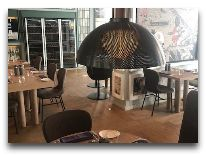 отель Puro Warszawa Centrum: Ресторан отеля