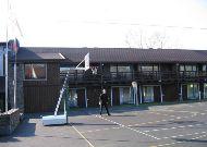 отель Hotel Pusu Paunksneje: Баскетбол