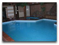 отель Hotel Pusu Paunksneje: Бассейн