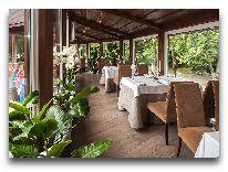 отель Hotel Pusu Paunksneje: Ресторан