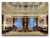 отель Qafqaz Baku City Hotel: Кафе в лобби