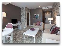 отель Qafqaz Baku City Hotel: Номер Junior Suite
