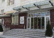 отель Qafqaz City: Вход в отель