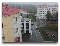 отель Qafqaz City: Фасад отеля