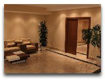 отель Qafqaz City: Холл второго этажа