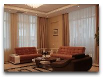 отель Qafqaz City: Холл отеля