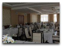 отель Qafqaz City: Ресторан
