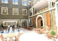 отель Qafqaz Karvansaray: Внутренний дворик