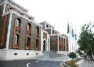 отель Qafqaz Carvansaray: Фасад