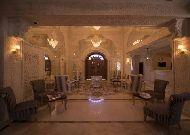 отель Qafqaz Karvansaray: Холл