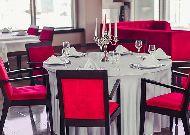 отель Qafqaz Point Hotel: Ресторан Панорама