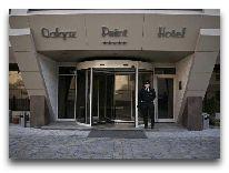 отель Qafqaz Point Hotel: Вход в отель