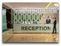 отель Qafqaz Point Hotel: Ресепшен