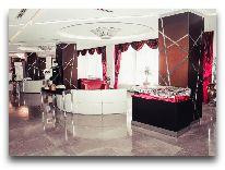 отель Qafqaz Point Hotel: Холл