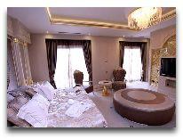 отель Qafqaz Riverside Resort Hotel: Номер King Suite