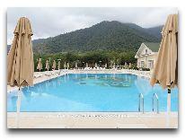 отель Qafqaz Riverside Resort Hotel: Открытый бассейн