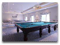 отель Qafqaz Riverside Resort Hotel: Бильярд