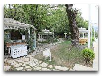 отель Qafqaz Riverside Resort Hotel: Территория отеля