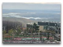 отель Qalaalti Hotel & Spa: Территория отеля