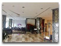 отель Qalaalti Hotel & Spa: IХолл отеля