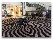 отель Qalaalti Hotel & Spa: Холл отеля