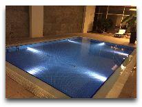 отель Qalaalti Hotel & Spa: Бассейн отеля
