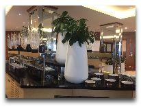 отель Qalaalti Hotel & Spa: Ресторан отеля