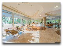 отель Qalaalti Hotel & Spa: Хазар кафе