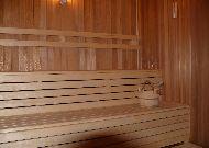 отель Qubek Hotel: Сауна