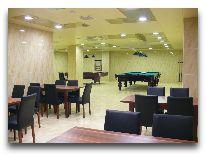 отель Qubek Hotel: Бильярдная