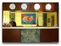 отель Qubek Hotel: Ресепшен