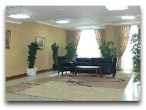 отель Qubek Hotel: Холл отеля
