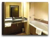 отель Qubus Krakow: Ванная комната
