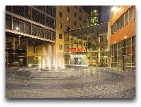 отель Qubus Krakow: Территория отеля