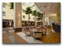 отель Qubus Krakow: Лобби бар