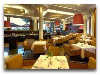 отель Qubus Krakow: Ресторан