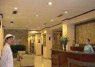 отель Quoc Hoa Hotel Hanoi: Reception