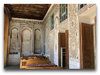 отель Rabat: Веранда