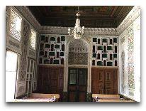 отель Rabat: Ресторан