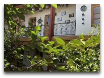 отель Rabat: Внутренний дворик
